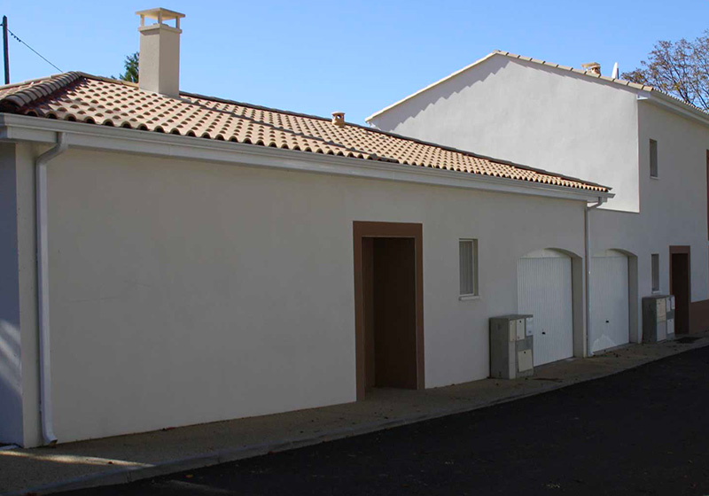 Logements à Bélarga